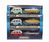 """4"""" Campervan & Speedboat 1377002"""