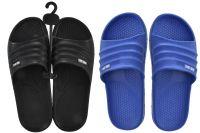 Beach Sliders Adult Size 11, 2 Asst Colours