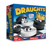 Boxed Draughts  27cm x 27cm x 4cm 1374327