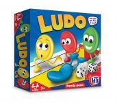 Boxed Ludo 27cm x 27cm x 4cm 1374326