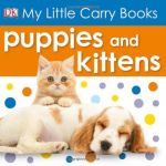Puppies and Kittens Carry Book 17cm x 12cm x 2cm